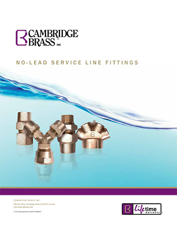 Service Line Fittings