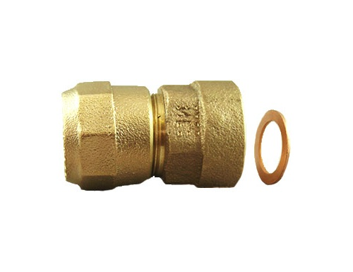 NO-LEAD CB COMPRESSION X FEMALE CF THREAD ADAPTOR