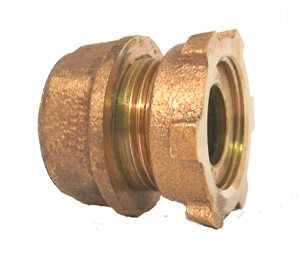 NO LEAD FEMALE x YOKE STRAIGHT COUPLINGS
