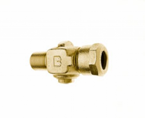 NO-LEAD MIP X CB COMPRESSION PLUG VALVE CORP MAIN STOP