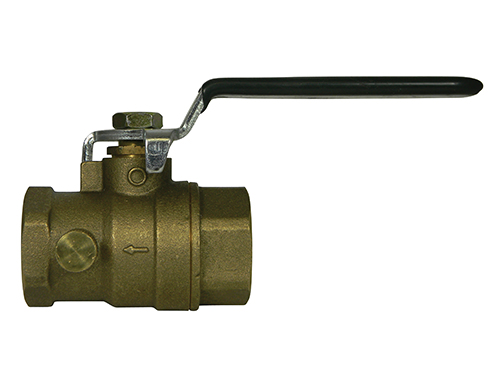 72033S SERIES - SWT FULL PORT BALL VALVE WITH DRAIN - NO-LEAD
