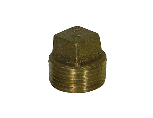 72203 SERIES BRONZE SOLID PLUG