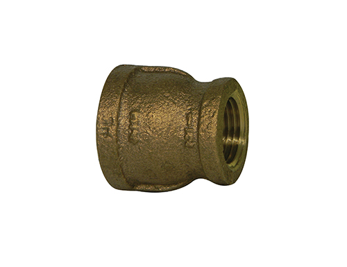72210 SERIES BRONZE REDUCING COUPLING