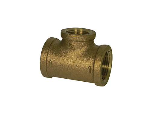 72230 SERIES BRONZE REDUCING TEE