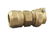 NO-LEAD CB COMPRESSION X PEP FULL BORE COUPLING
