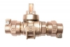 CAMPAK X CAMPAK OPEN RIGHT BALL VALVE CURBSTOP