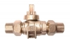 NO-LEAD HAYSTITE X HAYSTITE OPEN RIGHT BALL VALVE CURBSTOP