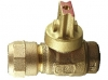 NO-LEAD CB COMPRESSION X FIP OPEN RIGHT BALL VALVE CURBSTOP
