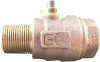 NO-LEAD MIP X FIP BALL VALVE CORP MAIN STOP