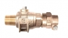 NO-LEAD MIP X CAMPAK BALL VALVE CORP MAIN STOP