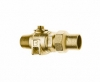 NO-LEAD MIP X HAYSTITE BALL VALVE CORP MAIN STOP