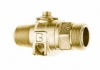 NO-LEAD MIP X MIP BALL VALVE CORP MAIN STOP