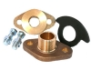 NO-LEAD BRASS METER FLANGE x MIP